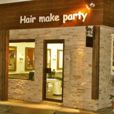 Hair make party(パーティー)
