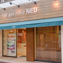 hair&make NEU 笹塚店(ノイ)