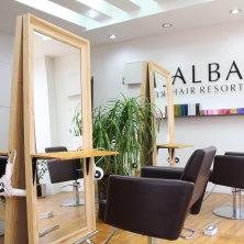 ALBA hair resort 東中野店(アルバヘアリゾート)