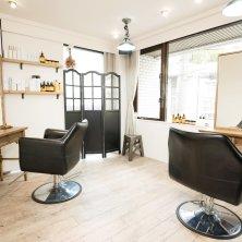 Trad. hair salon(トラッド)
