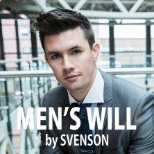 MEN'S WILL by SVENSON 岡山スタジオ(メンズウィルバイスヴェンソン)