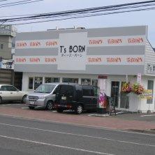 T's BORN 新橋店(ティーズボーン)