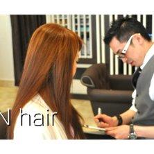 jin hair impressed(ジンヘアーインプレション)