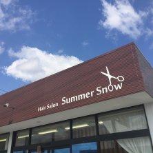 Hair Salon Summer Snow(サマースノー)