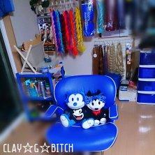 CLAY☆G☆BITCH(クレイジービッチ)
