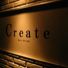 hair design Create(ヘアーデザインクリエイト)