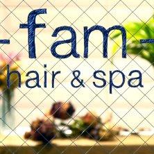 fam hair&spa(ファムヘアアンドスパ)