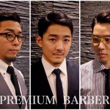 premium barber表参道by HIRO GINZA(プレミアムバーバーオモテサンドウ)