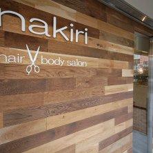 hair&bodysalon nakiri(ヘアアンドボディサロンナキリ)