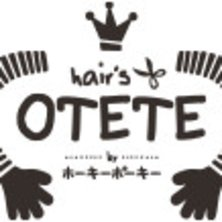 hair's OTETE(ヘアーズオテテ)