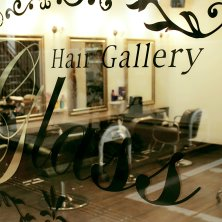 Hair Gallery glass(ヘアーギャラリーグラス)