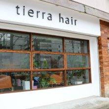 tierra hair(ティエラ ヘアー)