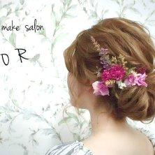 【ヘアセット専門店】Hair make salon COR(ヘアセットセンモンテンヘアーメイクサロンコール)