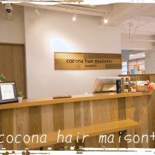 cocona hair maison+(ココナヘアメゾンプリュス)