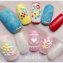 nail salon mole'k(ネイルサロンモレック)