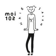 moi hair salon 102(モイヘアサロンイチマルニ)