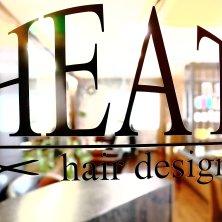 HEAT hair design(ヒートヘアデザイン)