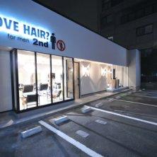 LOVE HAIR? for men 2nd(ラブヘアフォーメンセカンド)