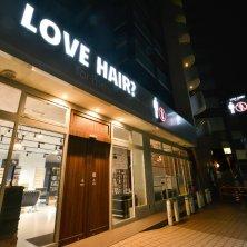 LOVE HAIR? for men 3rd(ラブヘアフォーメンサード)