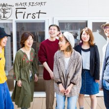 HAIR RESORT First(ヘアーリゾート ファースト)