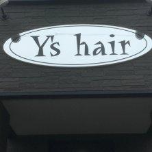Y's hair(ワイズ ヘアー)