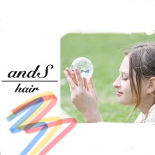 andS hair(アンドエスヘアー)