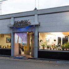 ヘアーサロン ナカガワ BE‐BOY 嵯峨店(ヘアーサロン ナカガワ ビーボーイ サガテン)