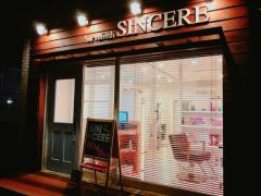hair refresh SINCERE 蘇我店