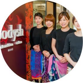 Bodysh 梅田本店 / 大阪府