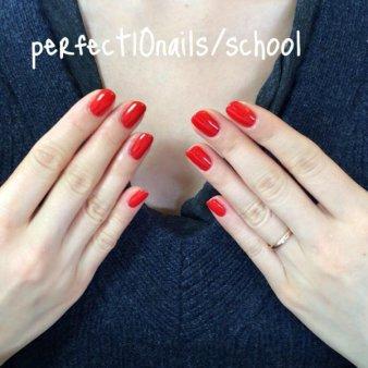 PERFECT 10 NAILS / SCHOOL(パーフェクトテン)