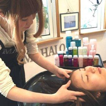 MAHALO hair ID salon(マハロヘアーアイディサロン)