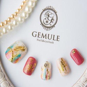 Nail&eyelash Gemule(ネイルアンドアイラッシュジェムール)