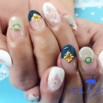 GLASSI Nail(グラッシーネイル)