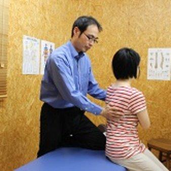 青山カイロプラクティック施術室(アオヤマカイロプラクティックセジュツシツ)