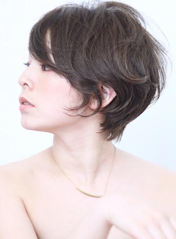 大人女性のための上質パーマショート☆