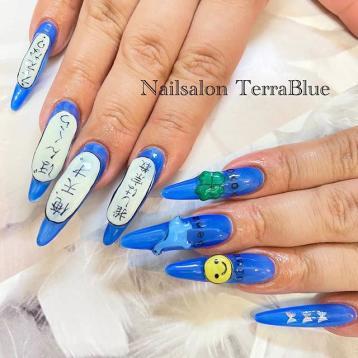 ネイルサロン Terra Blue 渋谷店の雰囲気