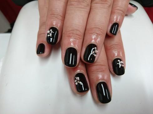 ブラックワンカラー