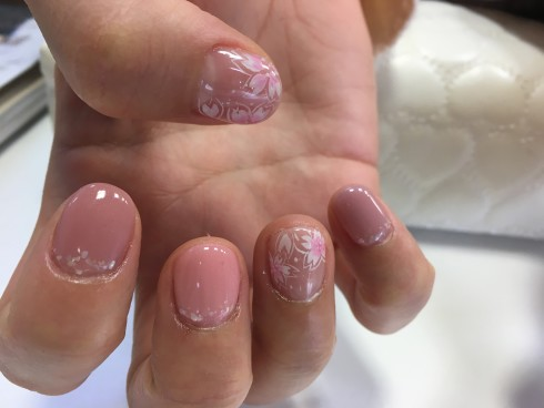 桜☆ネイル