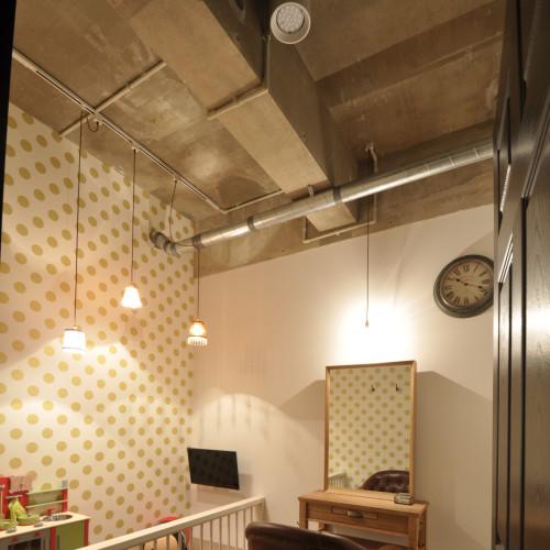 半個室型美容室 sourire 柚須