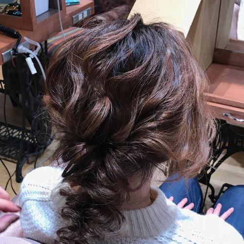 Hair salon Attirer