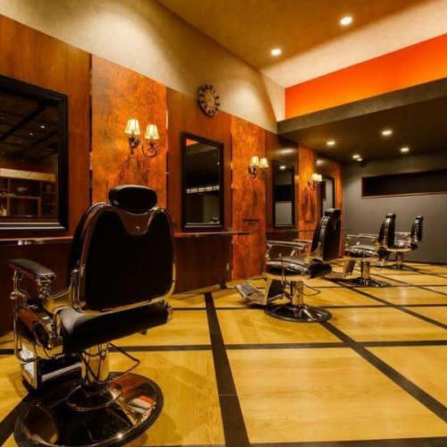 Men's only salon BRUNO