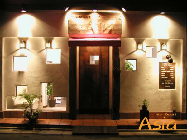 Hair Resort Asia【南浦和店】(ヘアリゾートアジア)