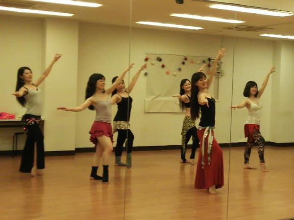 Studio vita Naoko Belly Dance(スタジオヴィータナオコベリーダンス)