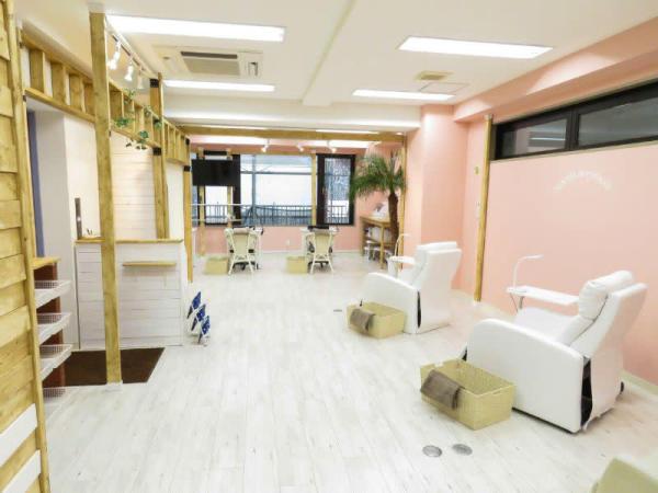 1stNAIL&eyelash 札幌駅前店(ファーストネイルアンドアイラッシュ サッポロエキマエテン)