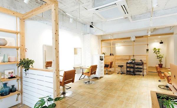 Hair Salon Mimosa Works(ヘアサロンミモザワークス)