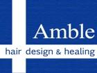 Amble hair design&healing 古正寺店