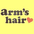 arm's hair