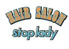 HAIR SALON stop lady