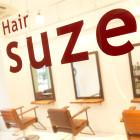 Hair suze
