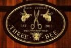HAIR LOUNGE THREE BEE